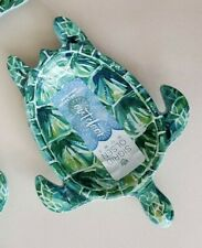 New Sigrid Olsen Melamine Turtle dish dipping condiments appetizers (LOC43)