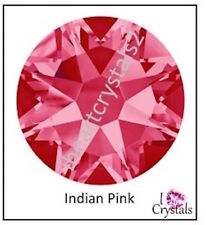 INDIAN PINK Swarovski 9ss 2.5mm Crystal Flatback Rhinestones 2058 Xilion 144 pcs