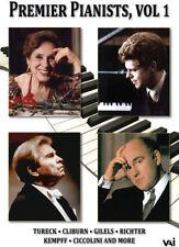 Rosalyn Tureck - Premier Pianists 1 [New Dvd]