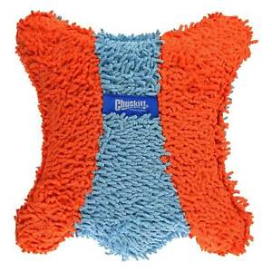Chuckit! Dog Fetch INDOOR FLYING SQUIRREL Soft Plush for Safe Quiet Play Time