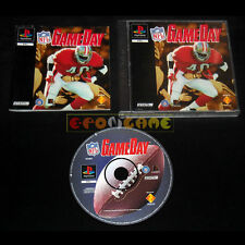 NFL GAMEDAY Ps1 Versione Italiana Game Day »»»»» COMPLETO