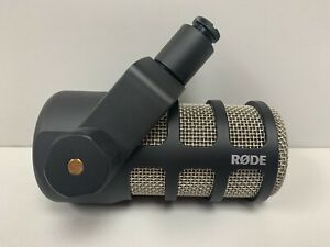 Rode PodMic Dynamic Podcasting Microphone with XLR cable