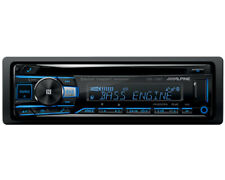 Alpine CDE-175BT CD/USB Single-DIN Radio Receiver With Advanced Bluetooth Audio