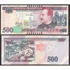 HONDURAS  500 Lempiras 2012 UNC P 103 a