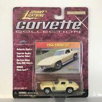 Johnny Lightning corvette collection 1996 corvette die-cast playing mantis NIP