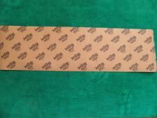 Mob Griptape SKATE BOARD - Clear 10x36