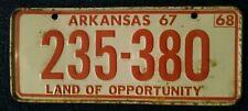 New ListingVintage Miniature License Plates