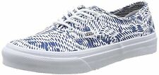 Vans Off the Wall Authentic Slim Mixed Geo Navy Shoes Mens 6.5 Womens 8 Canvas39