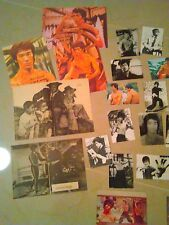Bruce Lee Small Pictures and Photos Lot 1980s