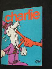 CHARLIE MENSUEL  N° 60    JANVIER  1974  -  1 ere Serie
