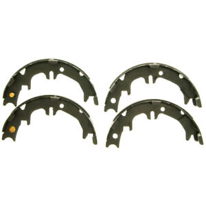 Rr Parking Brake Shoes  Perfect Stop  PSS846