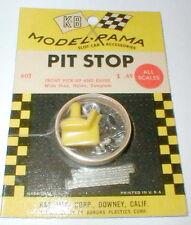 1 Set Front Pick-up Guide Deep Blade Brushes Original Vintage by K&B #602 NOcard