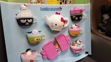 2017 McDONALD'S HELLO KITTY SANRIO HAPPY MEAL TOYS 8 PIECE SET!