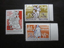 Russia #2487-89 Mint Never Hinged - (V2) I Combine Shipping