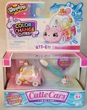 Shopkins Color Change Cutie Cars Pefume Le Zoom QT3-C11 Die Cast & Mini Shopkin