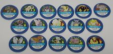 1999 Nintendo Pokemon Master Trainer Board Game REPLACEMENT PART 16 BLUE CHIPS