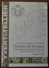 2016 CATALOGUE YVERT ET TELLIER TIMBRES DE MONACO NEUF