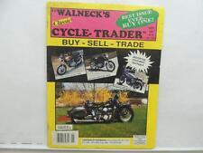 September 1993 CLASSIC CYCLE TRADER Catalog Triumph Trident Honda Ducati L9471