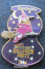 Disney Halloween WDW - MNSSHP 2006 - Daisy Duck Pin