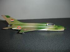 Corgi 1/72 MIG-21FL  FISHBED D Syrian Arab Air Force (Code 3)