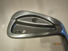 **LIGHTLY USED CLEVELAND CG2 CMM STEEL STIFF RH 6 IRON (STIFF STD -2* ON HEAD)