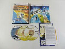 Microsoft Flight Simulator X Gold - Acceleration Add-On PC DVD Rom FSX Deluxe