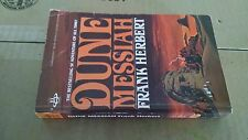 Paperback Book Dune Messiah By Frank Herbert