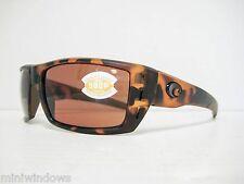 Costa Del Mar Rafael Polarized Sunglasses Retro Tortoise/copper 580p