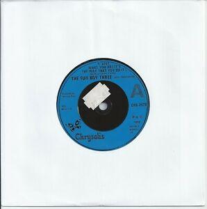 "The Fun Boy Three & Bananarama - T'aint What You Do 7"" Vinyl Single 1982"