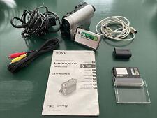 Sony Handycam Carl Zeiss Mini Dv Dcr-Hc52/Hc54
