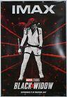 Внешний вид - Black Widow - original DS movie poster 27x40 D/S 2021 INTL IMAX