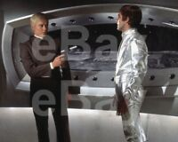 UFO (TV) Ed Bishop, Michael Billington 10x8 Photo
