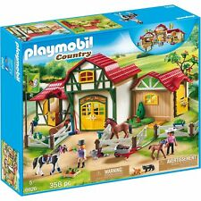 PLAYMOBIL Horse Farm - Country 6926