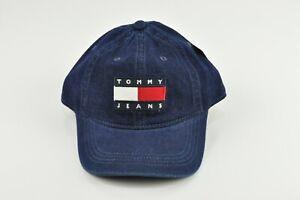 Tommy Hilfiger Denim Flag Logo Cap