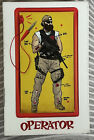 Black Rifle Coffee Co. OPERATOR Sticker Decal Spoof On Operation Game BRCC