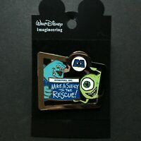 WDI Monster's Inc. Mike and Sulley to the Rescue LE 500 Disney Pin 43734