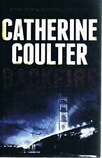 Backfire by Coulter Catherine - Book - Paperback - Fiction - Thrillers