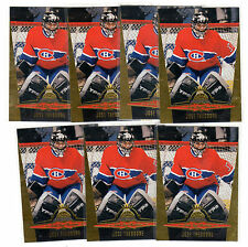 1X JOSE THEODORE 1996-97 Gold Leaf #3 Rookie RC MINT Montreal Bulk Lot Available