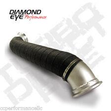"Diamond Eye 3"" Turbo Down Pipe, Turbo Direct Pipe 2006 Duramax LBZ LMM"
