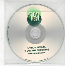 (DS514) Great Heat, Who's The Dude - 2013 DJ CD