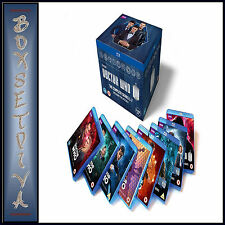 DOCTOR WHO - THE COMPLETE SERIES 1 2 3 4 5 6 & 7  **BRAND NEW BLU RAY BOXSET**