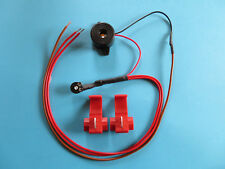 INDICATOR BUZZER, flasher buzzer for La Strada Motorhomes! Adjustable Volume