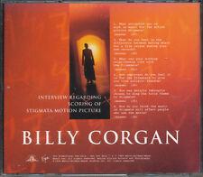 Billy Corgan (Smashing Pumpkins) Stigmata RARE promo DJ interview CD '99