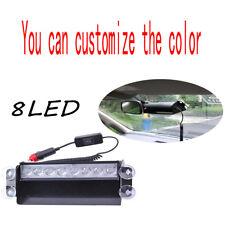 New Colorful Warning Beacon LED Lamp Bar Car Strobe Light Flash Emergency Safety