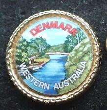 Vintage Denmark Western Australia Pin - Collectors World EPA