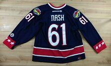 Rick Nash Columbus Blue Jackets Koho Official Licensed Jersey Large