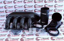 Bmw E30 M3 S14 Carbon Intake Kit 15L capacity 46 / 48mm Throttle Bodies 11107