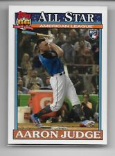 2017 Topps Transcendent VIP Party Aaron Judge Rookie Card # 91AS #'d 57/87 Mint