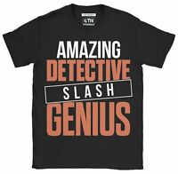 Funny Amazing Detective Slash Genius T Shirt 99 Brooklyn Peralta Jake TV Funny