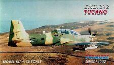 Premiere 1/72 Model Kit 1002 Embraer EMB-312 Tucano Brazilian Air Force